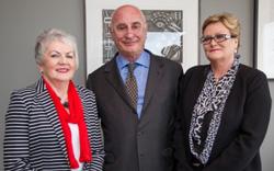 Anne Murphy, Petro Georgiou, Sally Davis